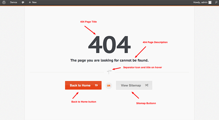 thesis theme 404 page Creating a custom 404 page for your website visitors is easy with thesis follow  these steps to create yours in just a few minutes (includes video.